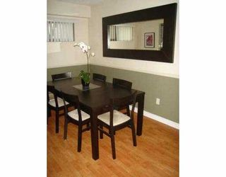 "Photo 5: 101 11771 KING Road in Richmond: Ironwood Townhouse for sale in ""KINGSWOOD DOWNES"" : MLS®# V702660"
