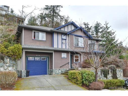 Photo 2: Photos: 606 Glacier Ridge in VICTORIA: La Mill Hill House for sale (Langford)  : MLS®# 749715