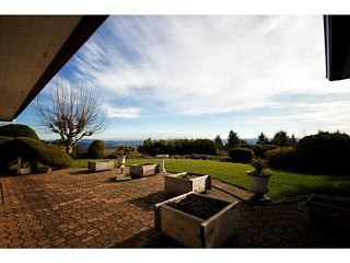 Photo 3: 1101 GILSTON RD in West Vancouver: British Properties House for sale