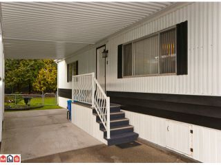 "Photo 2: 18 2303 CRANLEY Drive in Surrey: King George Corridor Manufactured Home for sale in ""SUNNYSIDE"" (South Surrey White Rock)  : MLS®# F1028956"