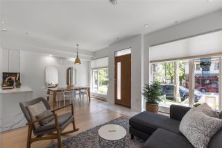 """Main Photo: 705 VICTORIA Drive in Vancouver: Hastings Townhouse for sale in """"Monogram"""" (Vancouver East)  : MLS®# R2581567"""