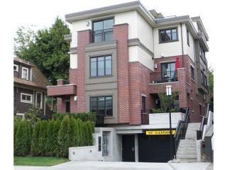 """Photo 1: 466 E 5TH Avenue in Vancouver: Mount Pleasant VE Townhouse for sale in """"468 FIFTH AVENUE"""" (Vancouver East)  : MLS®# V852878"""