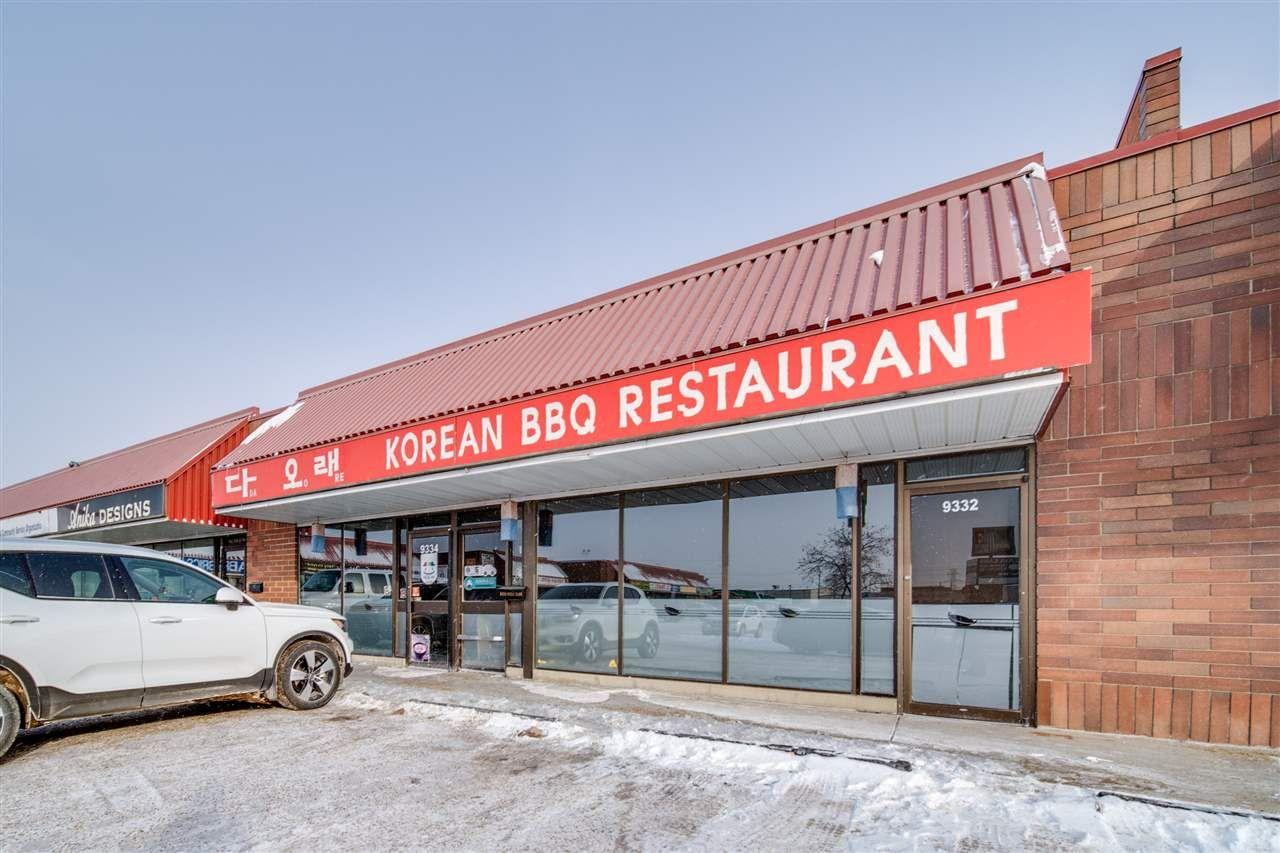 Main Photo: 9332 34 Avenue in Edmonton: Zone 41 Business for sale : MLS®# E4228980