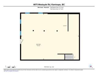 Photo 46: 6675 Westsyde Rd in Kamloops: Westsyde Mixed Use for sale : MLS®# 159319