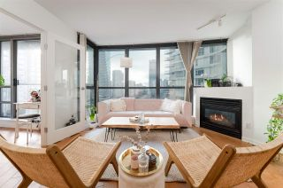 Photo 1: 1606 501 PACIFIC Street in Vancouver: Downtown VW Condo for sale (Vancouver West)  : MLS®# R2549186