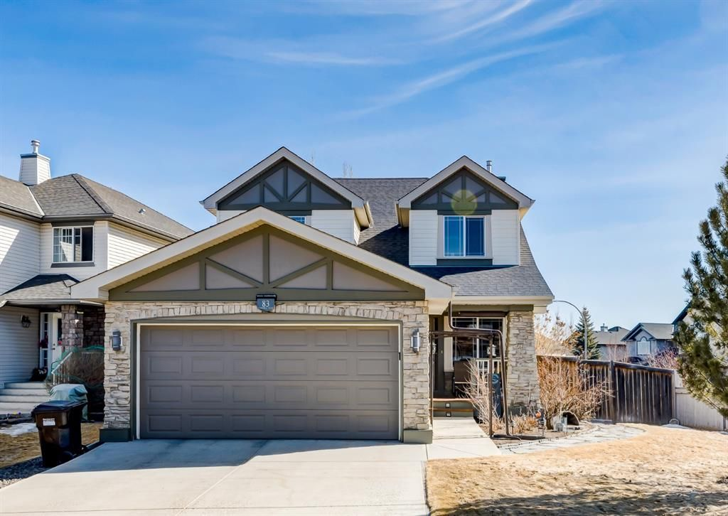 Main Photo: 83 Kincora Park NW in Calgary: Kincora Detached for sale : MLS®# A1087746