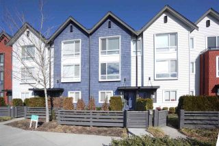 """Photo 1: 66 2310 RANGER Lane in Port Coquitlam: Riverwood Townhouse for sale in """"FREMONT BLUE"""" : MLS®# R2346448"""