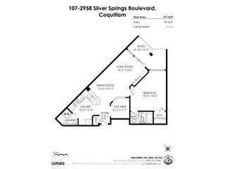 """Photo 26: 107 2958 SILVER SPRINGS Boulevard in Coquitlam: Westwood Plateau Condo for sale in """"TAMARISK"""" : MLS®# R2590591"""