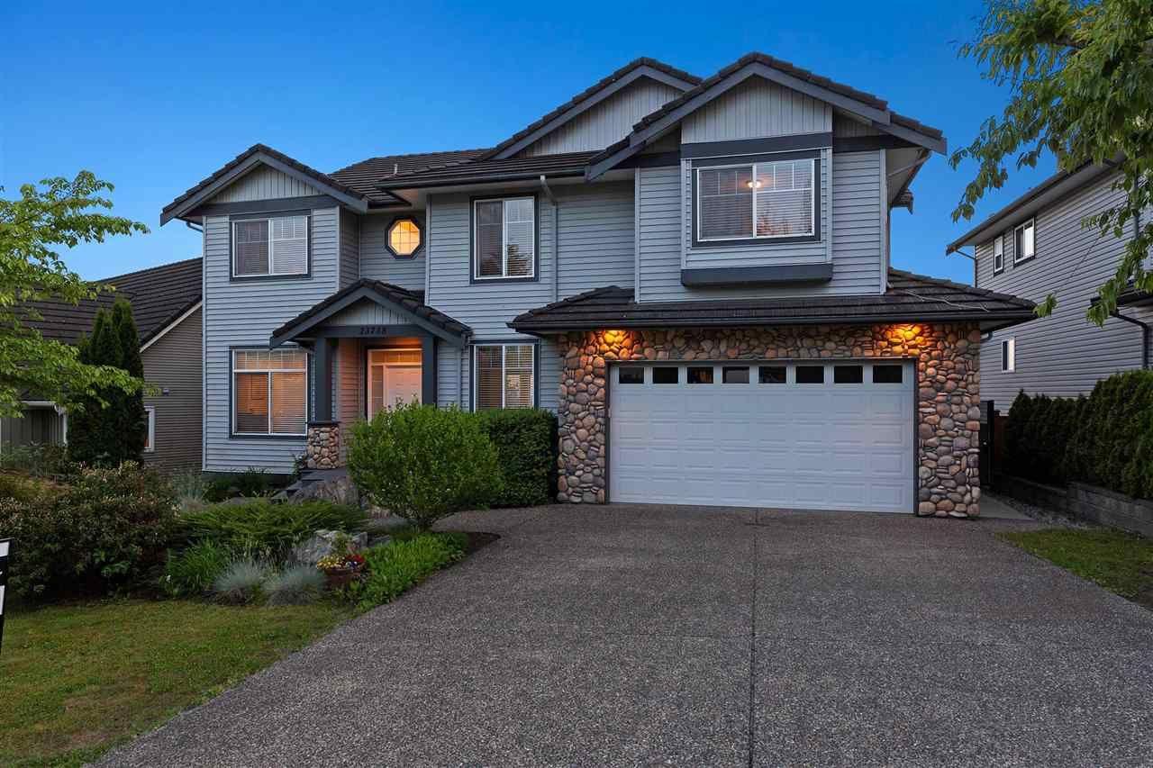 Main Photo: 23738 ROCK RIDGE Drive in Maple Ridge: Silver Valley House for sale : MLS®# R2588286
