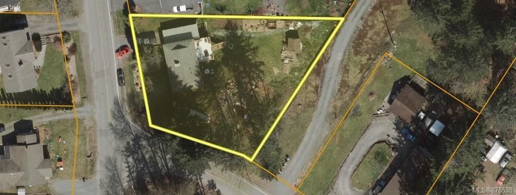 Main Photo: Lot 1 Centennary Dr in : Na Chase River Other for sale (Nanaimo)  : MLS®# 876638