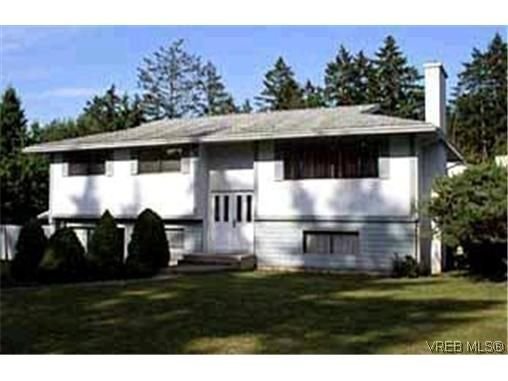 Main Photo:  in BRENTWOOD BAY: CS Brentwood Bay House for sale (Central Saanich)  : MLS®# 350084