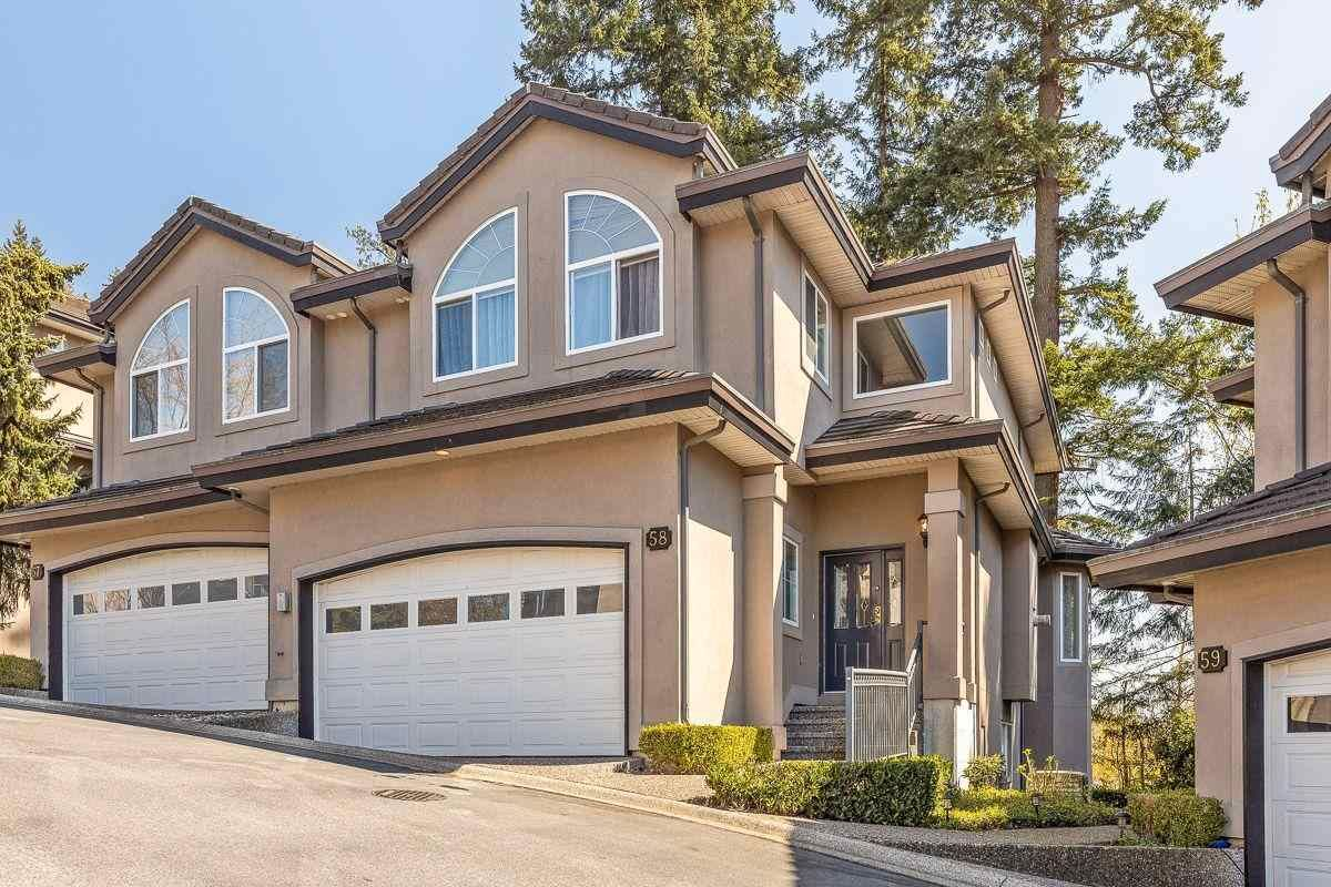 """Main Photo: 58 678 CITADEL Drive in Port Coquitlam: Citadel PQ Townhouse for sale in """"CITADEL POINT"""" : MLS®# R2586804"""