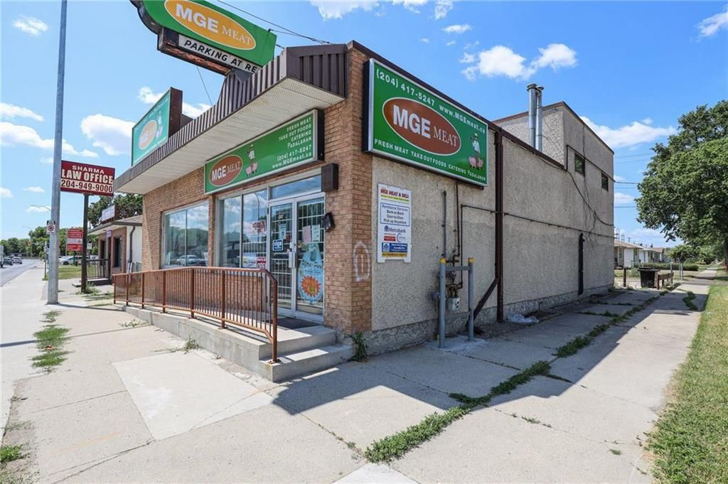 Main Photo: 988 McPhillips Street in Winnipeg: Industrial / Commercial / Investment for sale (4B)  : MLS®# 202121814