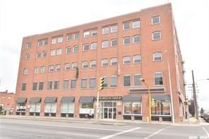 Main Photo: 103 1275 Broad Street in Regina: Warehouse District Commercial for lease : MLS®# SK872405