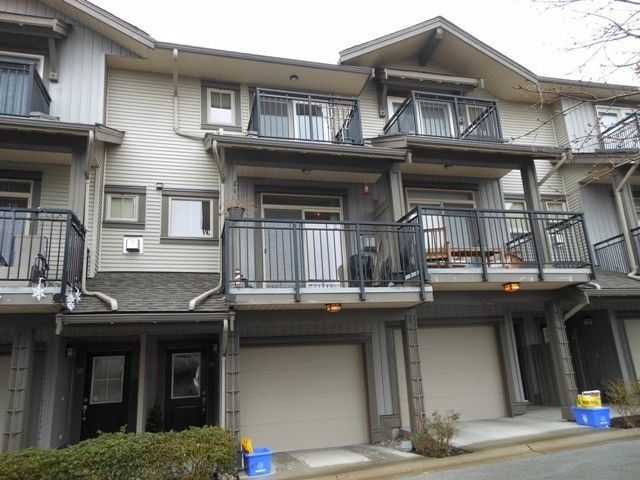 Main Photo: 38 20326 68 Avenue in Langley: Willoughby Heights Townhouse for sale : MLS®# F1303648