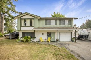 Photo 1: 7760 ROOK Crescent in Mission: Mission BC House for sale : MLS®# R2497953