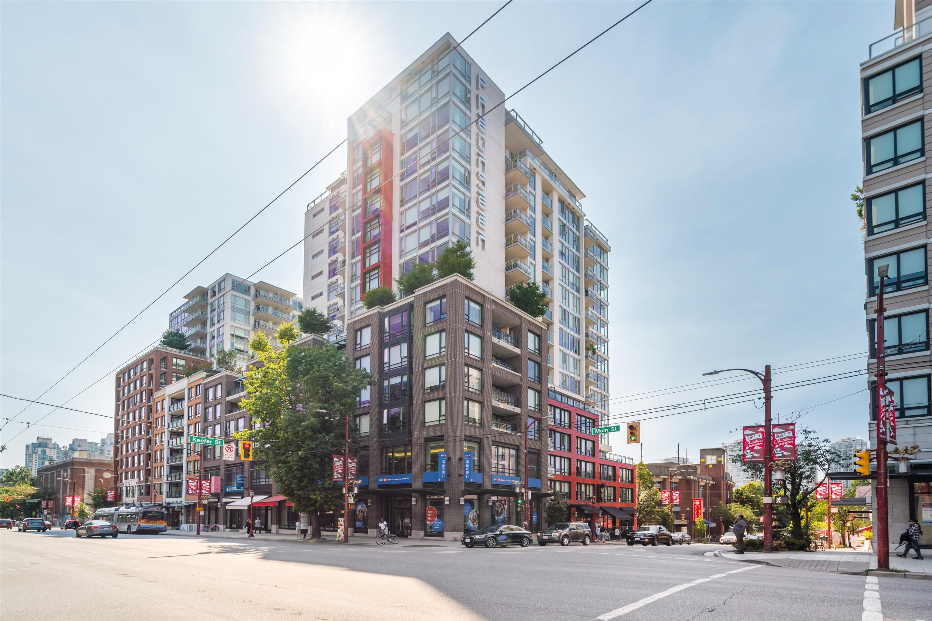 Main Photo: 1106 188 KEEFER STREET in Vancouver: Downtown VE Condo for sale (Vancouver East)  : MLS®# R2612528