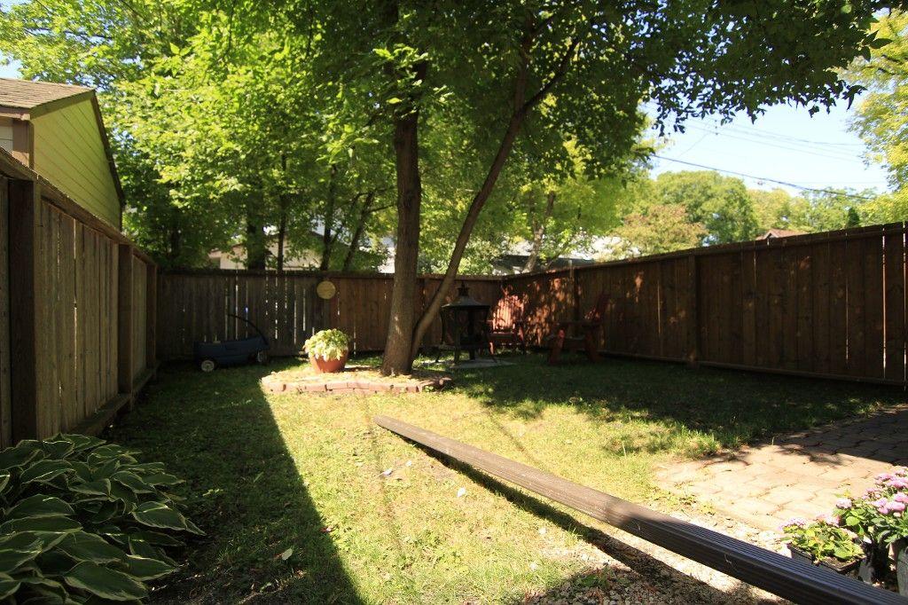 Photo 36: Photos: 98 Sherburn Street in WINNIPEG: WOLSELEY Single Family Detached for sale (West Winnipeg)  : MLS®# 1318338
