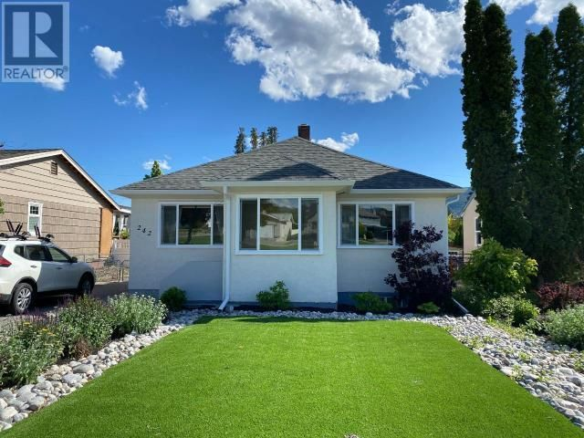 Main Photo: 242 WINDSOR AVE in Penticton: House for sale : MLS®# 183842