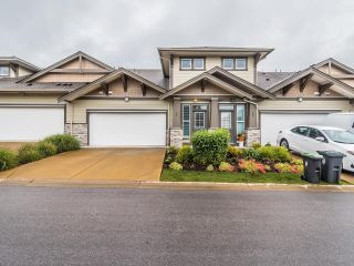 """Photo 1: 76 7138 210 Street in Langley: Willoughby Heights Townhouse for sale in """"PRESTWICK"""" : MLS®# R2593817"""