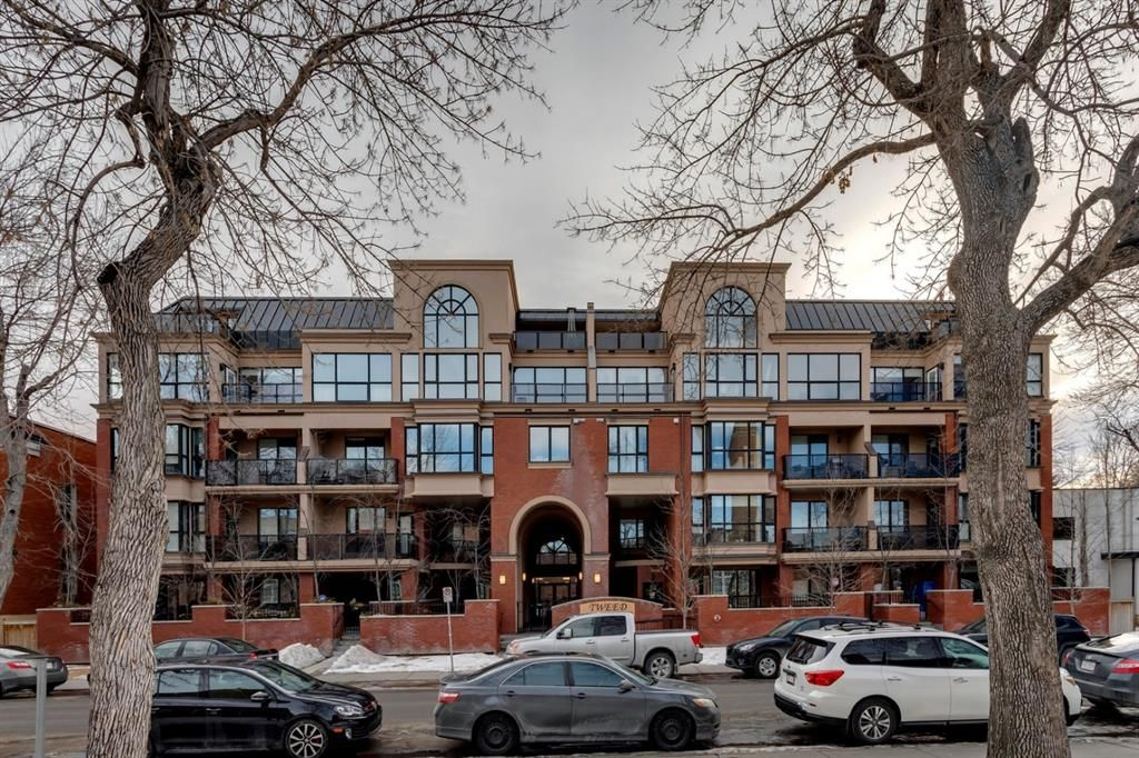 Photo 36: Photos: 105 1730 5A Street SW in Calgary: Cliff Bungalow Apartment for sale : MLS®# A1075033