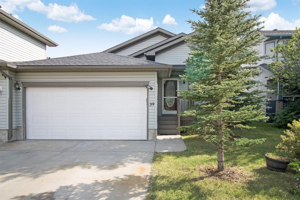 Main Photo: 39 Canoe Square SW: Airdrie Semi Detached for sale : MLS®# A1141255