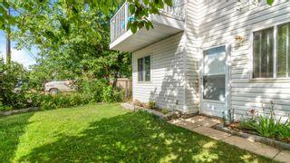 Photo 46: 10 11718 97 Street in Edmonton: Zone 08 House Half Duplex for sale : MLS®# E4258392