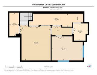 Photo 50: 6052 STANTON Drive in Edmonton: Zone 53 House for sale : MLS®# E4253474
