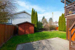 Photo 34: 3339 OSBORNE Street in Port Coquitlam: Woodland Acres PQ House for sale : MLS®# R2554686