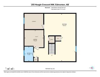 Photo 45: 255 HEAGLE Crescent in Edmonton: Zone 14 House for sale : MLS®# E4243035