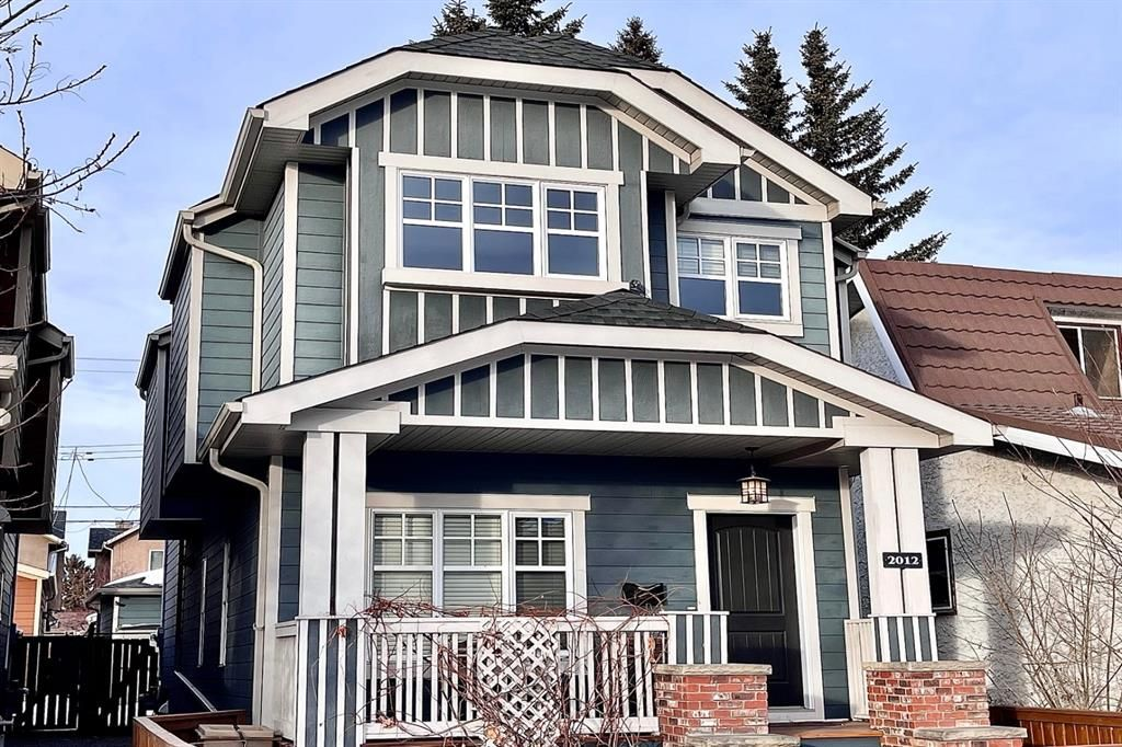 Main Photo: 2012 20 Avenue NW in Calgary: Banff Trail Detached for sale : MLS®# A1061781
