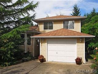 Photo 1: 964 Paconla Pl in BRENTWOOD BAY: CS Brentwood Bay House for sale (Central Saanich)  : MLS®# 585035