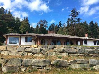 Photo 1: 127 MONTAGUE Road: Galiano Island House for sale (Islands-Van. & Gulf)  : MLS®# R2300954