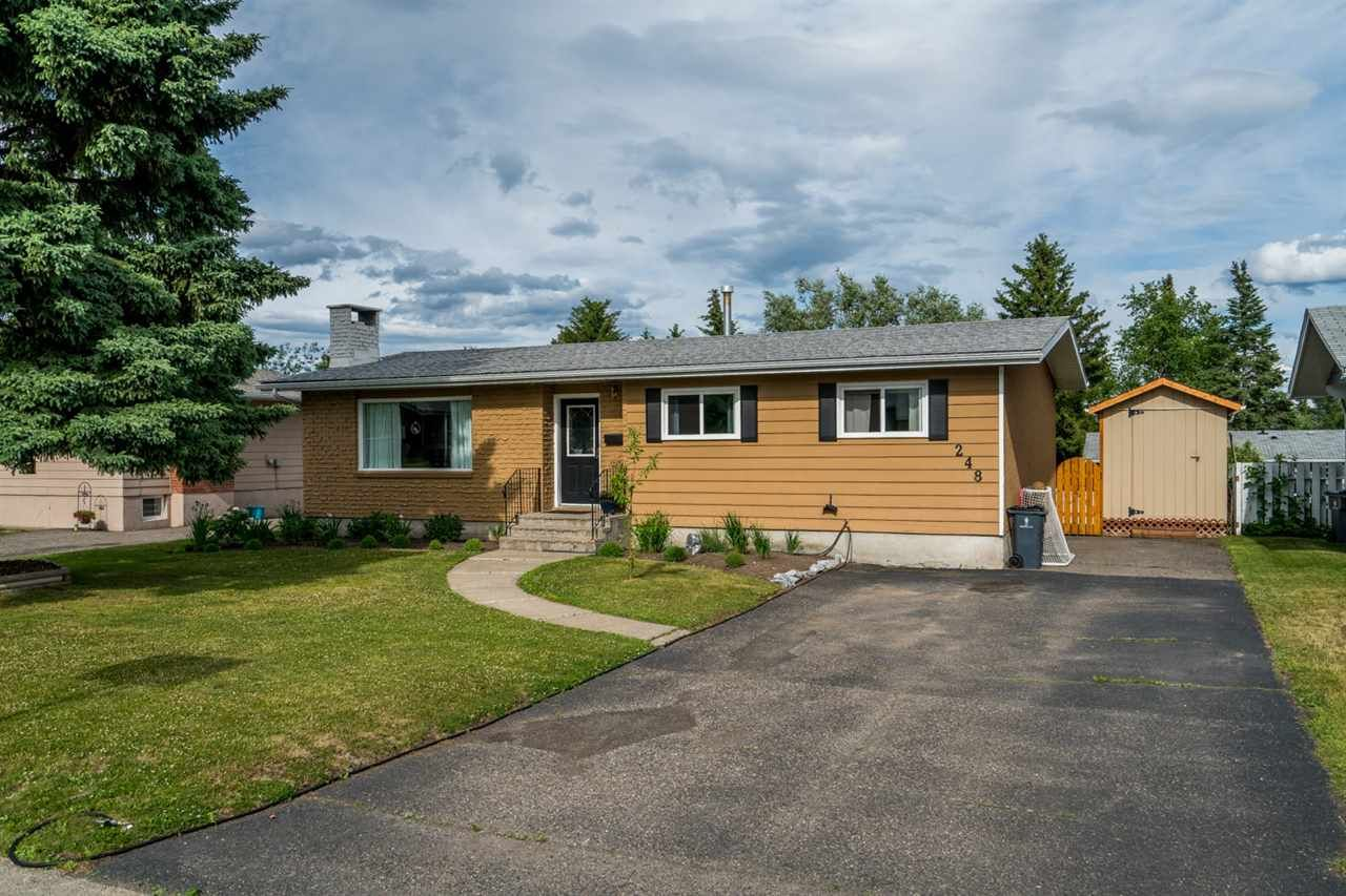 """Main Photo: 248 PORTAGE Street in Prince George: Highglen House for sale in """"Highglen"""" (PG City West (Zone 71))  : MLS®# R2381351"""