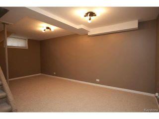 Photo 12: 98 Hill Street in WINNIPEG: St Boniface Residential for sale (South East Winnipeg)  : MLS®# 1427525