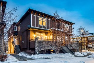 Photo 2: Unit #1 1938 24A Street SW in Calgary: Richmond Row/Townhouse for sale : MLS®# A1057444