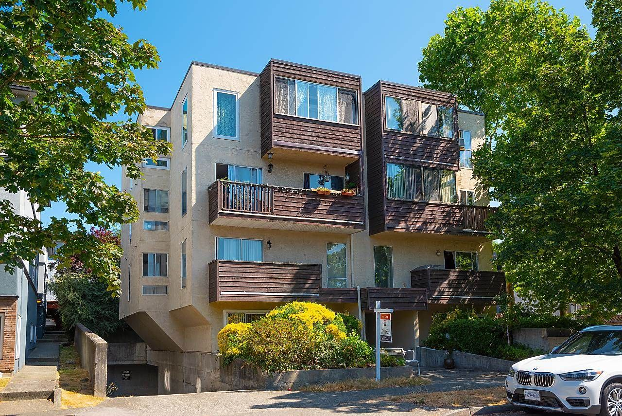 """Main Photo: 403 1065 W 72ND Avenue in Vancouver: Marpole Condo for sale in """"OSLER HEIGHTS"""" (Vancouver West)  : MLS®# R2601485"""