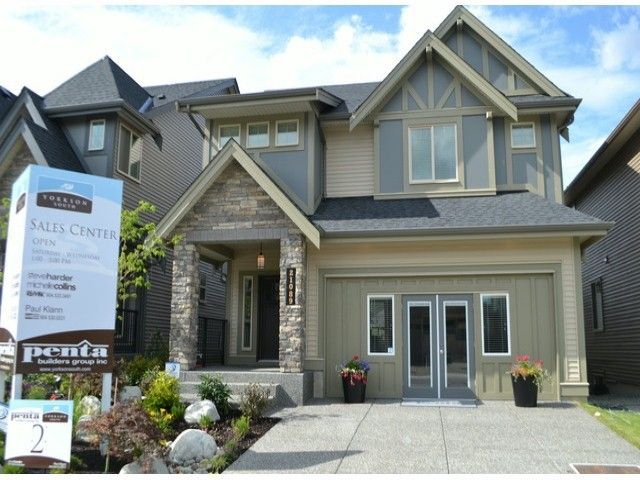 """Main Photo: 21091 78A Avenue in Langley: Willoughby Heights House for sale in """"YORKSON SOUTH"""" : MLS®# F1326041"""
