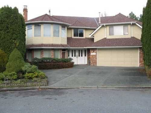Main Photo: 10100 ST VINCENTS Place in Richmond: Steveston North Home for sale ()  : MLS®# V982208