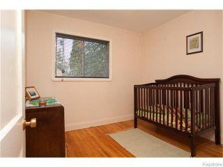 Photo 8: 443 Horace Street in WINNIPEG: St Boniface Residential for sale (South East Winnipeg)  : MLS®# 1528754