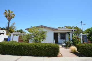 Photo 1: UNIVERSITY HEIGHTS House for sale : 2 bedrooms : 2892 Collier Ave in San Diego