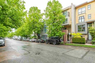 Photo 1: 202 3736 COMMERCIAL STREET in Vancouver: Victoria VE Townhouse for sale (Vancouver East)  : MLS®# R2575720