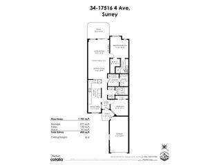 "Photo 25: 34 17516 4 Avenue in Surrey: Pacific Douglas Townhouse for sale in ""Douglas Point"" (South Surrey White Rock)  : MLS®# R2567800"