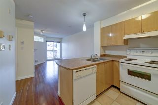 "Photo 2: 313 3278 HEATHER Street in Vancouver: Cambie Condo for sale in ""THE HEATHERSTONE"" (Vancouver West)  : MLS®# R2561814"