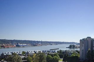 Photo 2: 1204 828 AGNES Street in New Westminster: Downtown NW Condo for sale : MLS®# R2102690