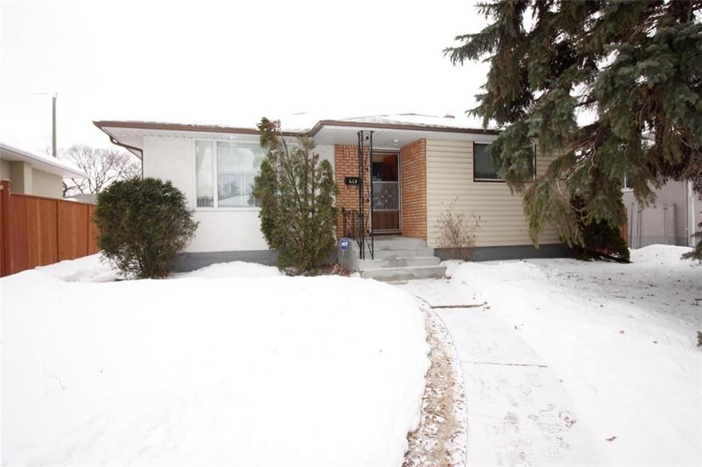 Main Photo: 413 Oakview Avenue in Winnipeg: East Kildonan Residential for sale (3D)  : MLS®# 202003757