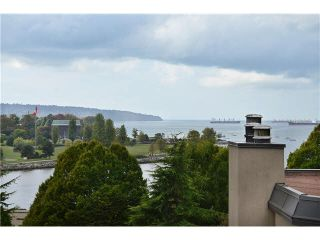 Photo 1: 410 1106 PACIFIC STREET in Vancouver: West End VW Condo for sale (Vancouver West)  : MLS®# V1087456