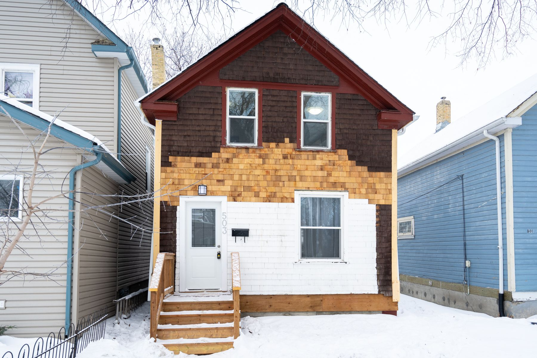 Main Photo: 503 Rathgar Avenue in Winnipeg: Lord Roberts House for sale (1Aw)  : MLS®# 202001841