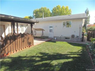 Photo 16: 333 Wales Avenue in Winnipeg: Meadowood Residential for sale (2E)  : MLS®# 1624977