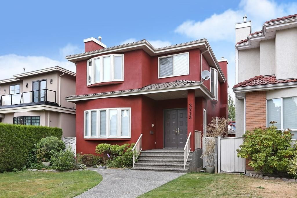 Main Photo: 2713 W 23RD Avenue in Vancouver: Arbutus House for sale (Vancouver West)  : MLS®# R2602855